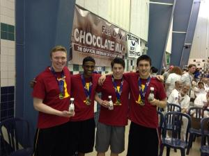 medley relay 2014 milk